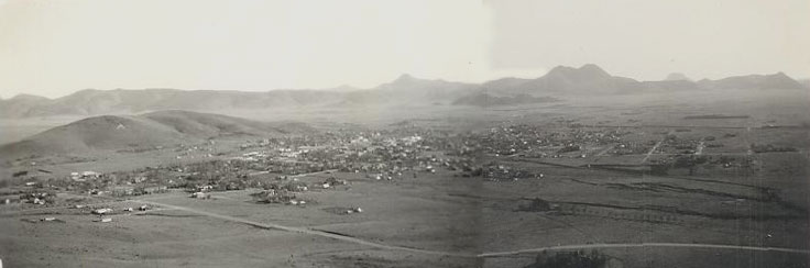 Alpine, Texas 1940's