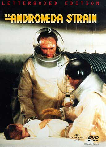 "poster for movie ""The Andromeda Strain"