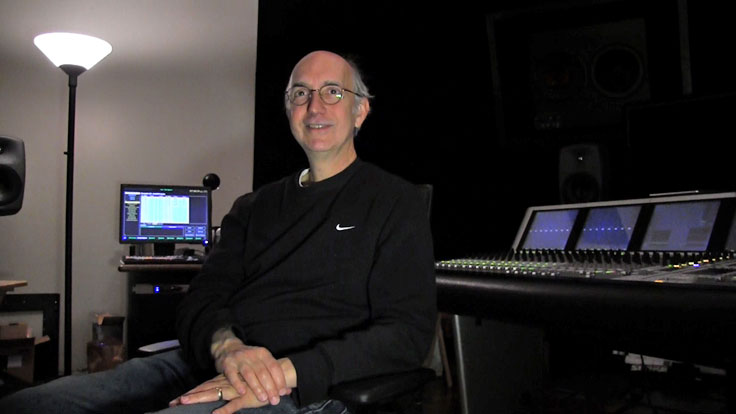 David Hough, Audio Director, Austin City Limits interview for MOMSR