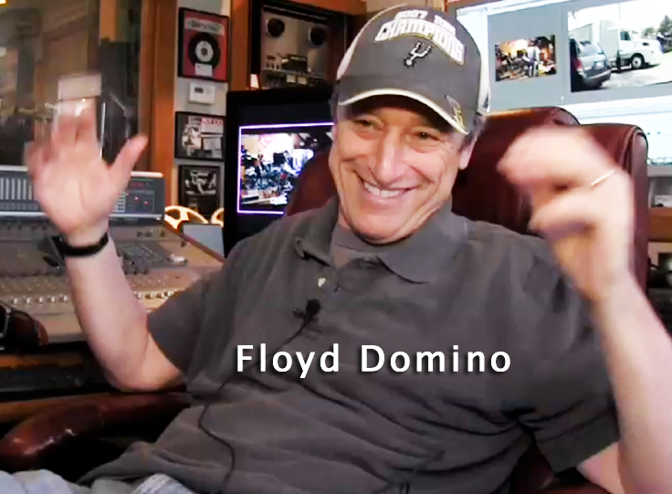 Phantom interview of Floyd Domino for MOMSR