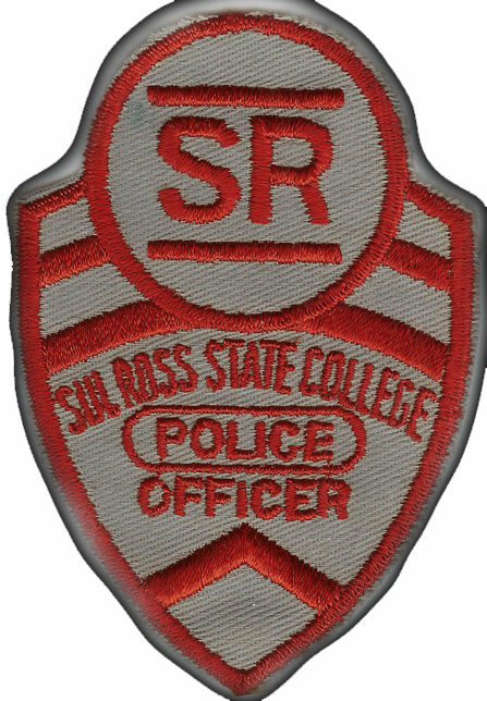 SR Police patch