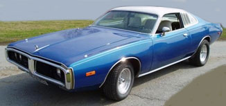 1973 Dodge Charger similar to martin's in 1973