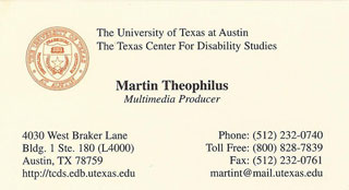 Mphotos picture of martins ut business card colourmoves