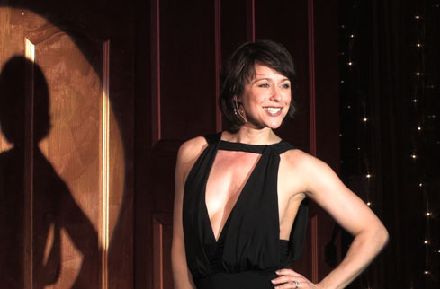 high definition production for Austin's Caberet Theatre performance of ex Trading Spaces host Paige Davis