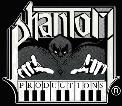 Phantom Productions, Inc. logo ®