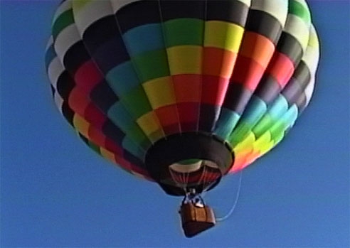 picture from Alpine Hot Air Balloon rally