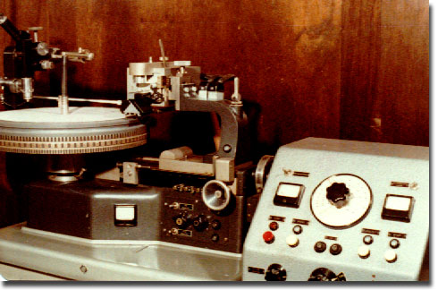 picture of ACR record lathe
