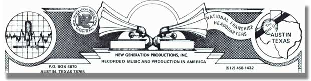 logo of New Generations Productions