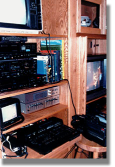 another view late '80's editing suite