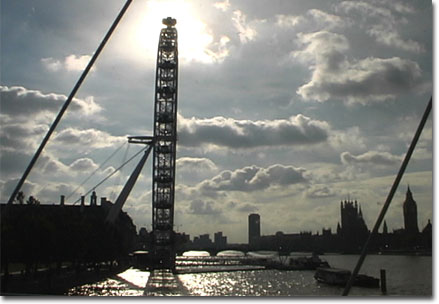 Trip to London - Eye