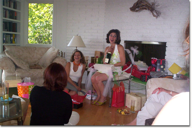 picture at Sharon's Bridal Shower